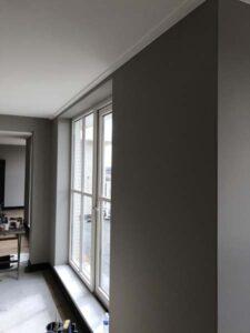 Binnenschilderwerk penthouse 's-Gravenzande.
